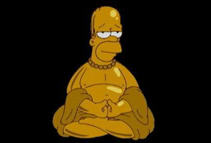 Buddha_Homer