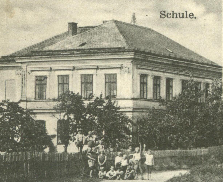 Olšová Vrata škola