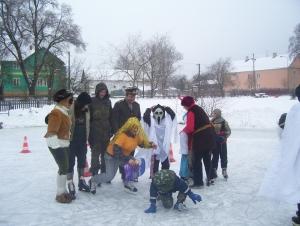 Zimní maškarní 2009