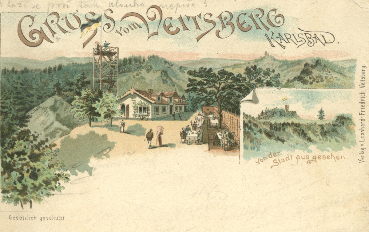 Olšová Vrata ilustrace